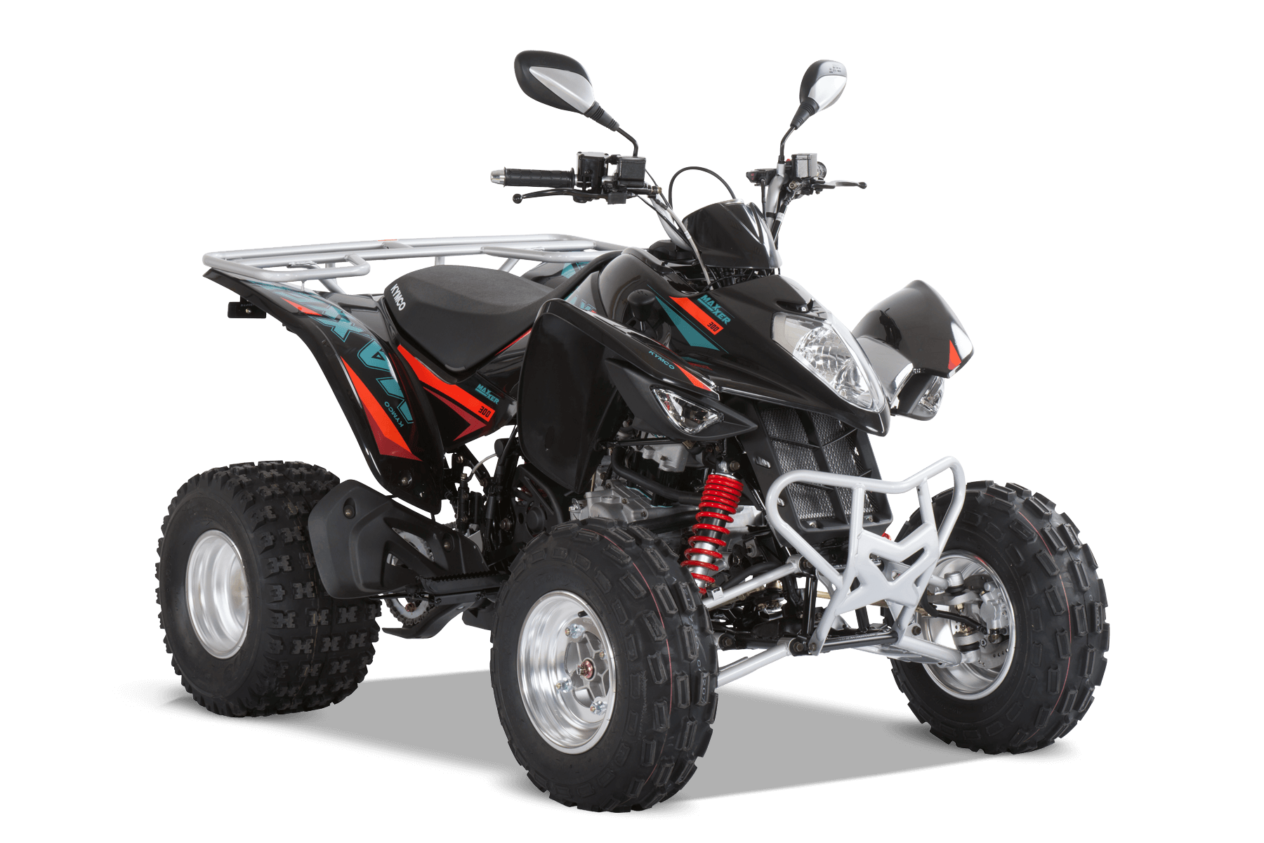 kymco maxxer 300 on offroad lof qjc powersportcenter. Black Bedroom Furniture Sets. Home Design Ideas