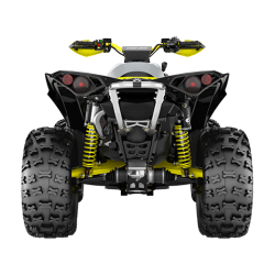 2019 Renegade Xxc 1000R Black, Grey and Sunburst Yellow_back
