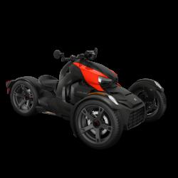 Spyder_S_M2_Adrenaline_red_3-4_Front